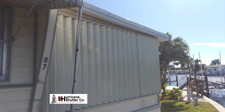 Accordion Shutters Hurricane Shutter Company