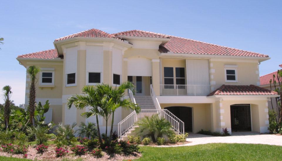 Hurricane Shutter Company Home